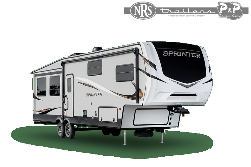 2022 Keystone RV Sprinter 29BH Fifth Wheel Campers RV