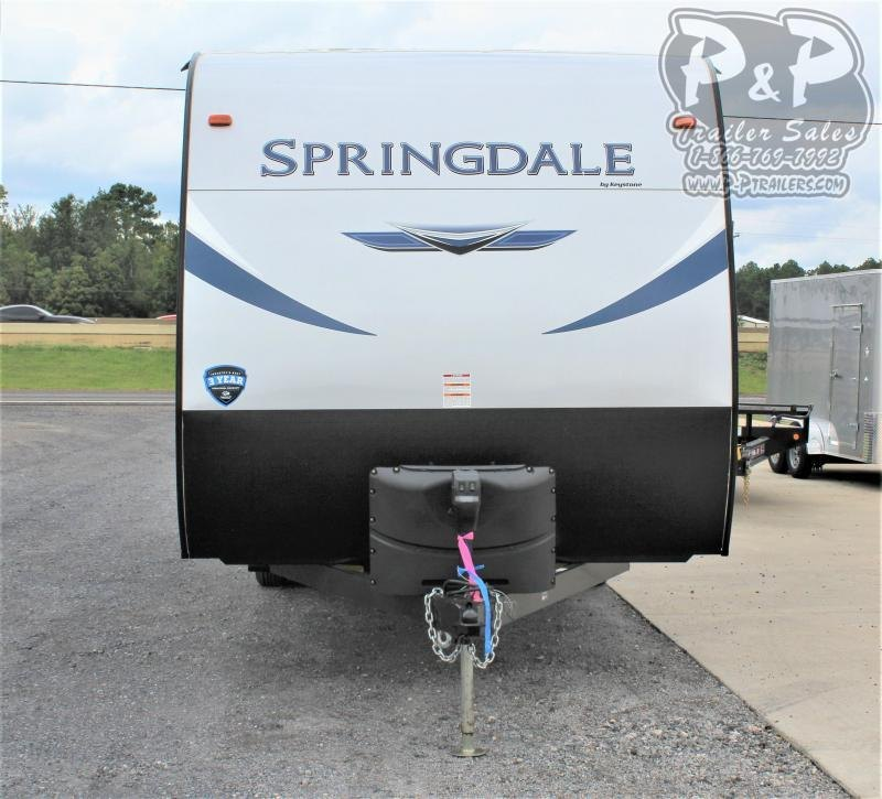 2021 Keystone RV Springdale 220RD 26 Travel Trailer RV