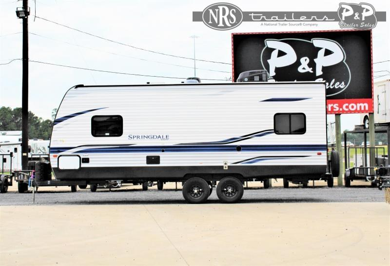 2021 Keystone RV Springdale 220RD 26 ' Travel Trailer RV