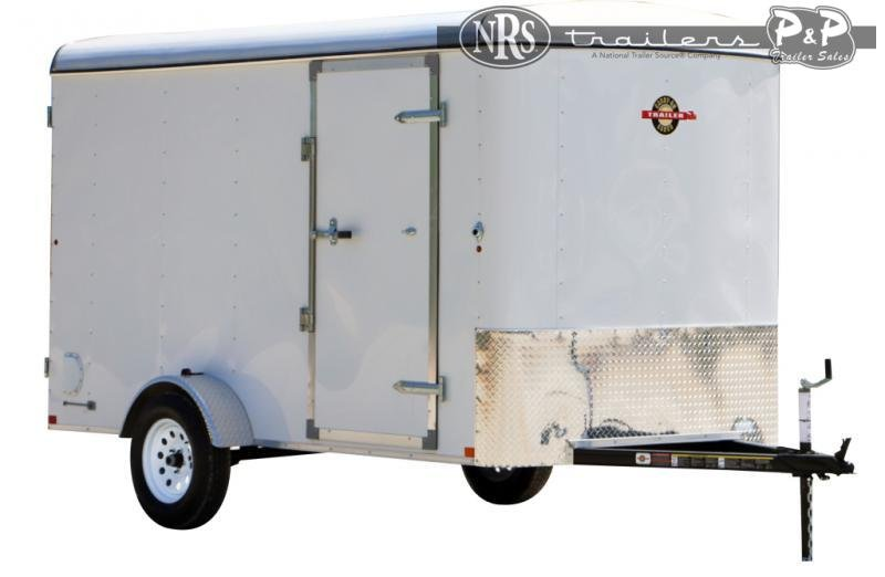 2021 Carry-On 7X12CG 16 ' Enclosed Cargo Trailer