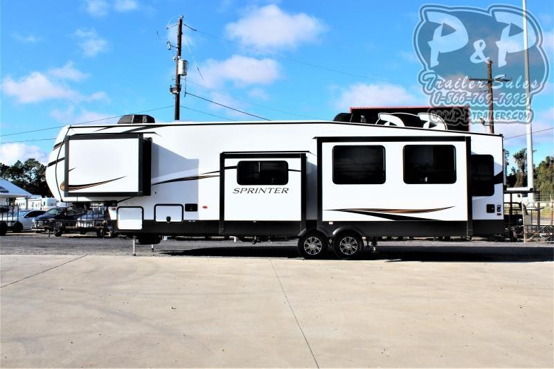 2021 Keystone RV Sprinter 3570LFT 474 Fifth Wheel Campers RV