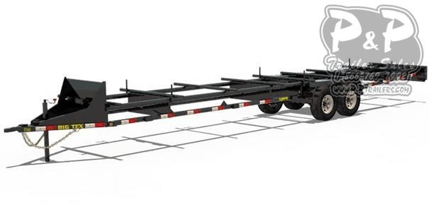 2021 Big Tex Trailers 12PT-40 Other Trailer