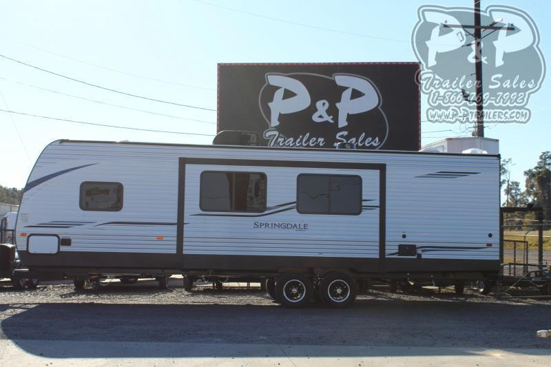 2021 Keystone RV Springdale 295BH Travel Trailer RV