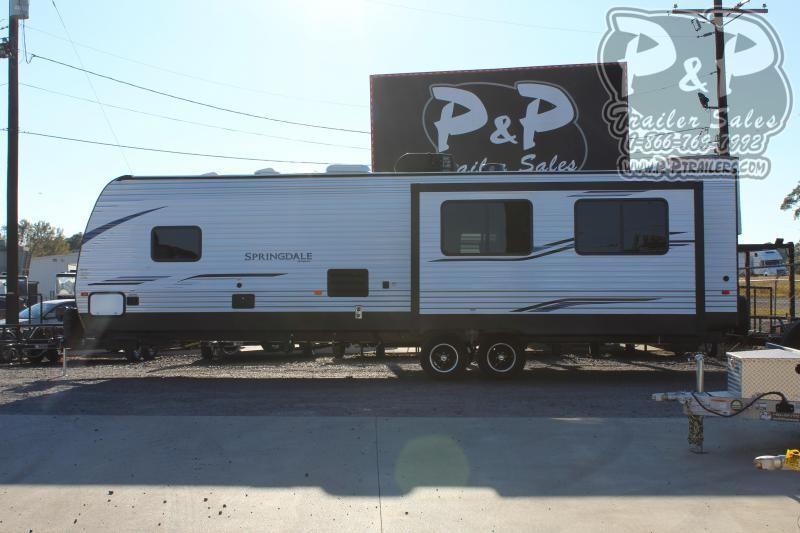 2020 Keystone Springdale 311RE 35.58 ft Travel Trailer RV