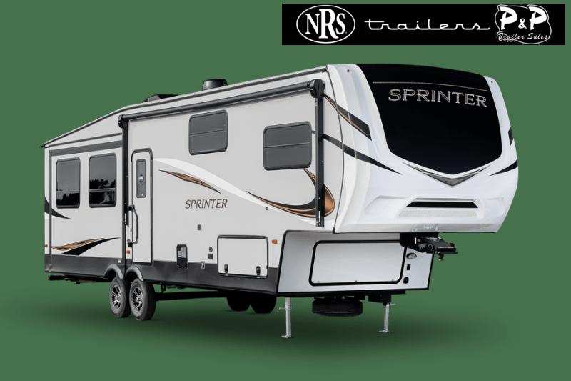 2022 Keystone RV Sprinter 31TB Fifth Wheel Campers RV