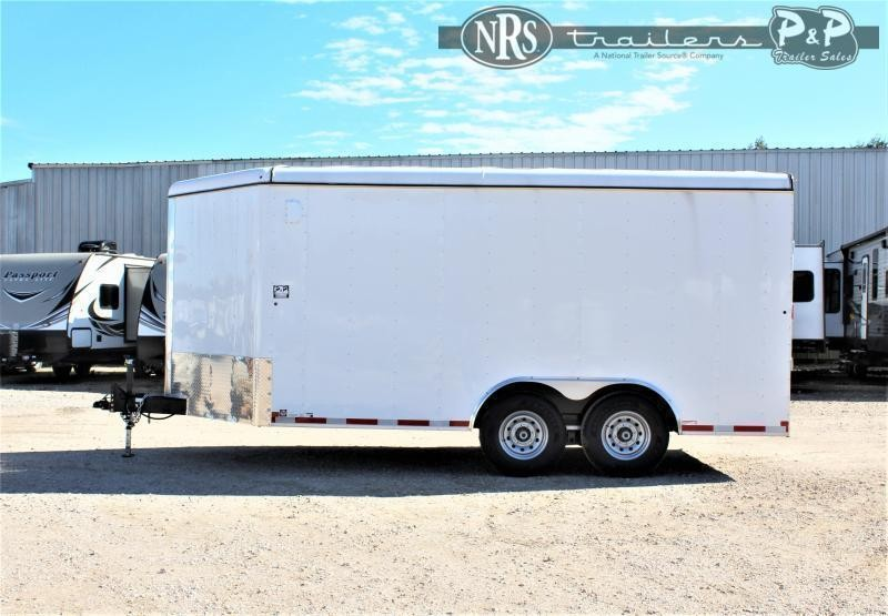 2021 Carry-On 8.5x16CGRV 16 ' Enclosed Cargo Trailer