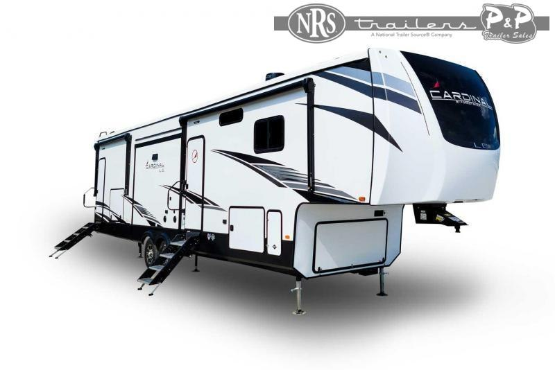 2022 Forest River Cardinal Limited 403FKLE 42 ' Fifth Wheel Campers RV