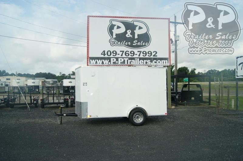 2021 Carry-On 7X14CGRBN3K 14 ' Enclosed Cargo Trailer