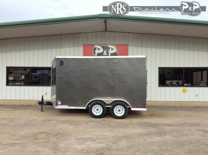 2021 RC Trailers 7x12 TA2FTW 12 ' Enclosed Cargo Trailer
