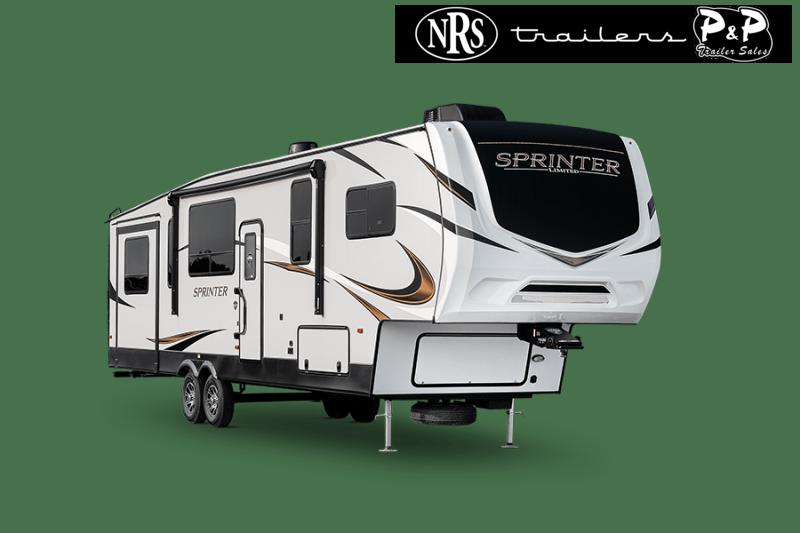 2021 Keystone RV Sprinter Limited 3670FLS 40 ' Fifth Wheel Campers RV
