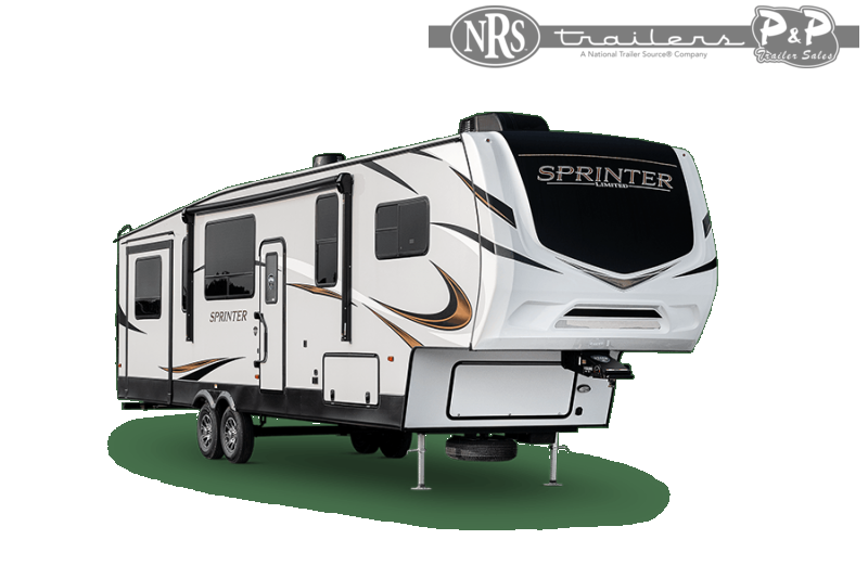 2021 Keystone RV Sprinter Limited 3670FLS 40 ' Fifth Wheel Campers RV