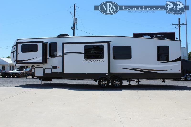 2021 Keystone RV Sprinter Limited 3670FLS 41 ' Fifth Wheel Campers RV