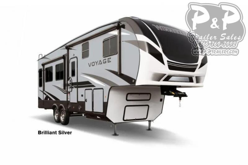 2021 Winnebago Voyage 3134RL 35 ' Fifth Wheel Campers RV