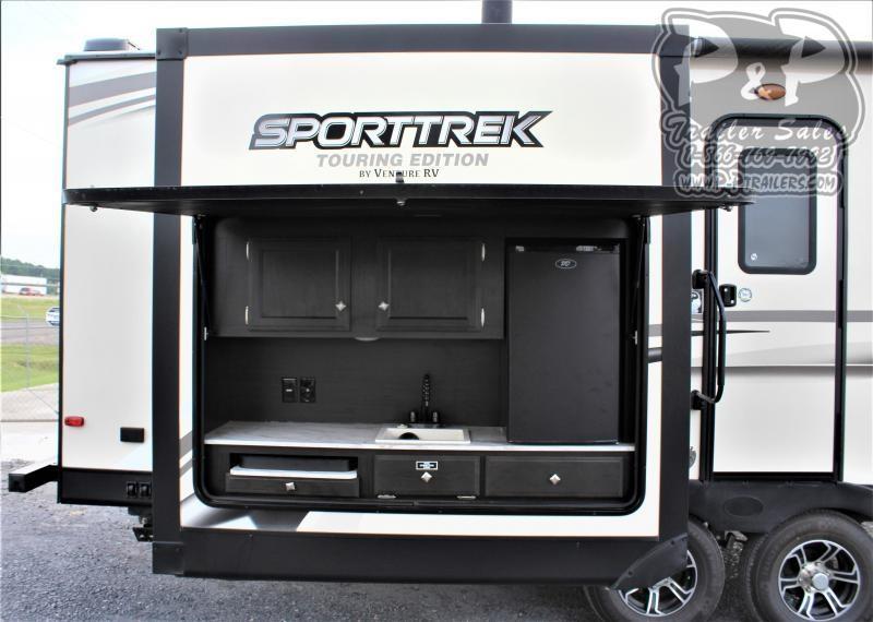 2020 Venture SportTrek Touring 293VRK 32 ' Travel Trailer RV
