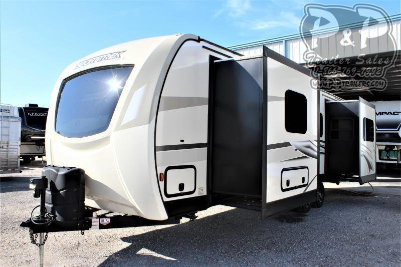 2020 Venture SportTrek Touring 293VRK 32 ' Travel Trailer RV