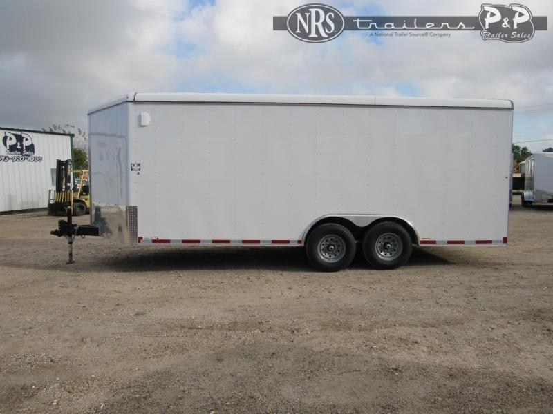 2021 Carry-On CGRV-14K 8.5' X 20 ' Enclosed Cargo Trailer