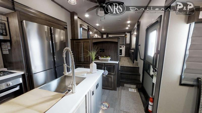 2021 Forest River Cardinal Luxury 370FLX 41 ' Fifth Wheel Campers RV