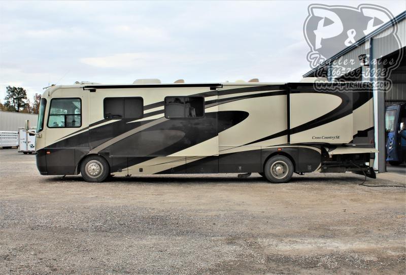 2006 Coachmen Cross Country SE 384 TS 39 ' Class A RV