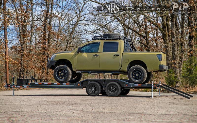 "2021 PJ Trailers 5"" Channel Buggy Hauler (B5) 22 ' Car / Racing Trailer"