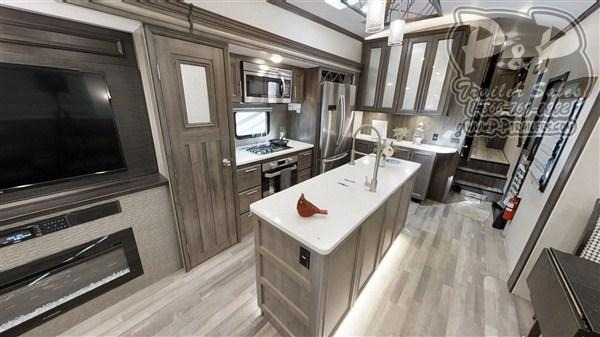 "2021 Forest River Cardinal Luxury 3456RLX 482 "" Fifth Wheel Campers RV"