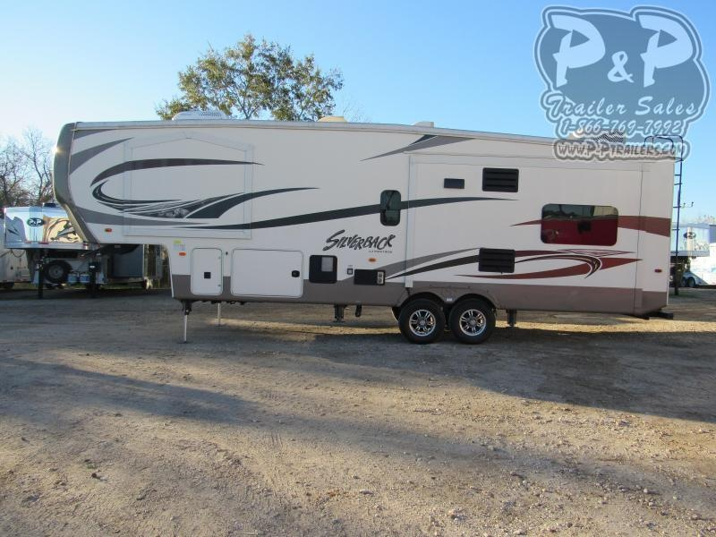 2016 Cedar Creek Silverback 29IK 29 ft Fifth Wheel Campers RV
