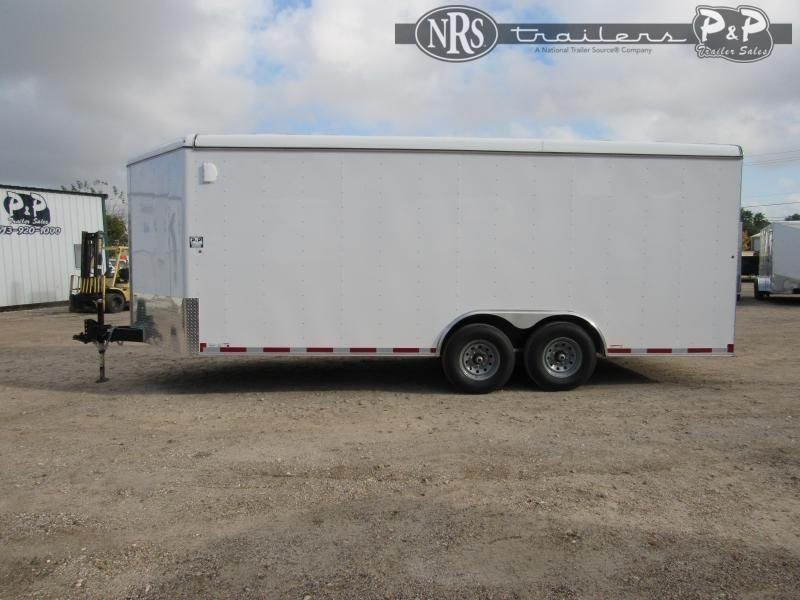 2021 Carry-On 8.5X20CGRV 20 ' Enclosed Cargo Trailer
