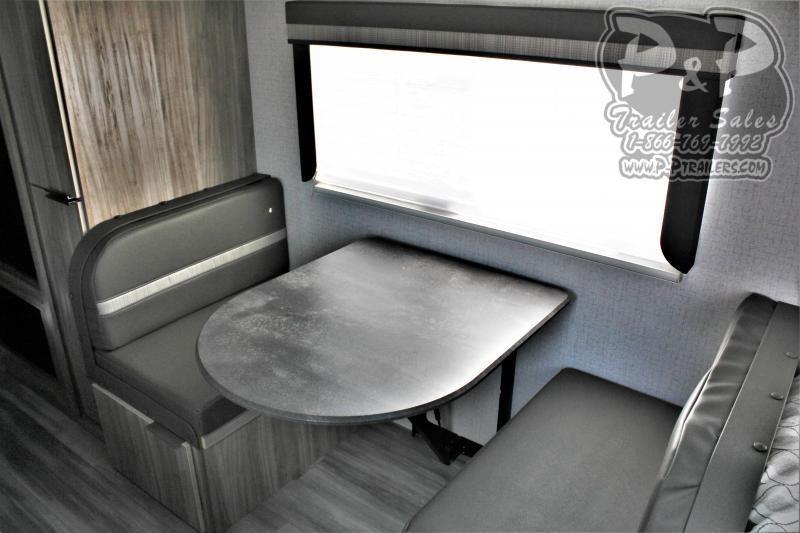 2021 Winnebago Micro Minnie MINI 1800BH 21 ' Travel Trailer RV