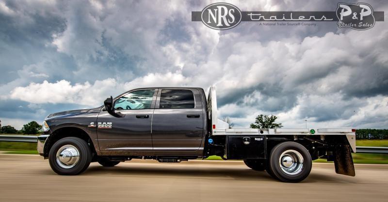 CM AL RD Aluminum Flat Deck Truck Bed