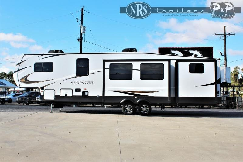 2021 Keystone RV Sprinter Limited 3620LBH 40 ' Fifth Wheel Campers RV