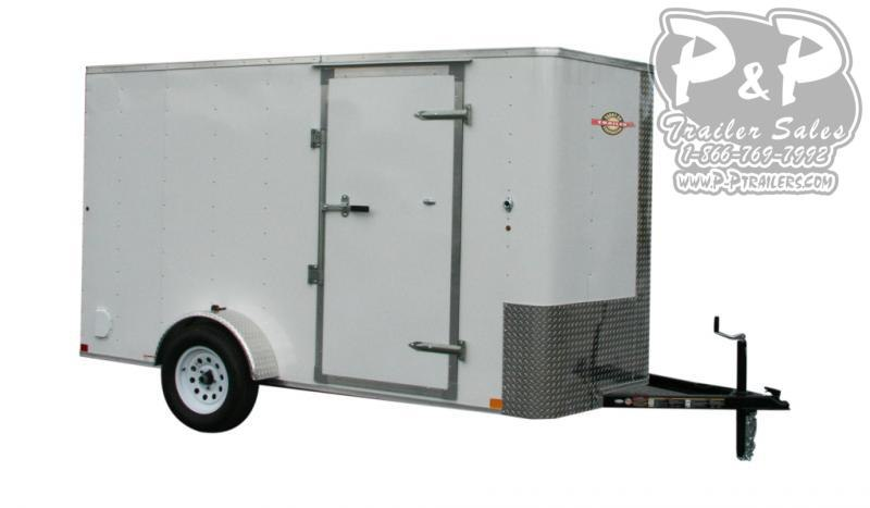 2021 Carry-On 7X12CGBN Enclosed Cargo Trailer