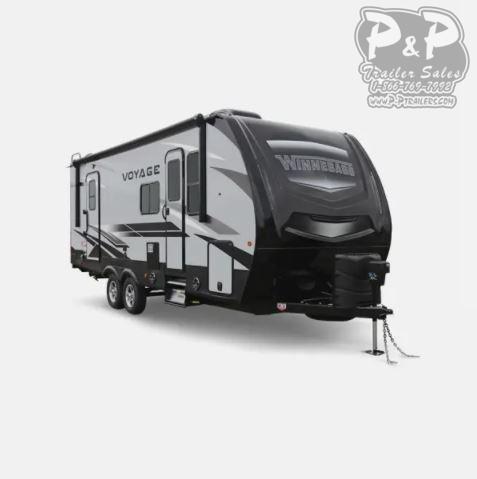 2021 Winnebago Voyage 3538BR 38 ' Travel Trailer RV