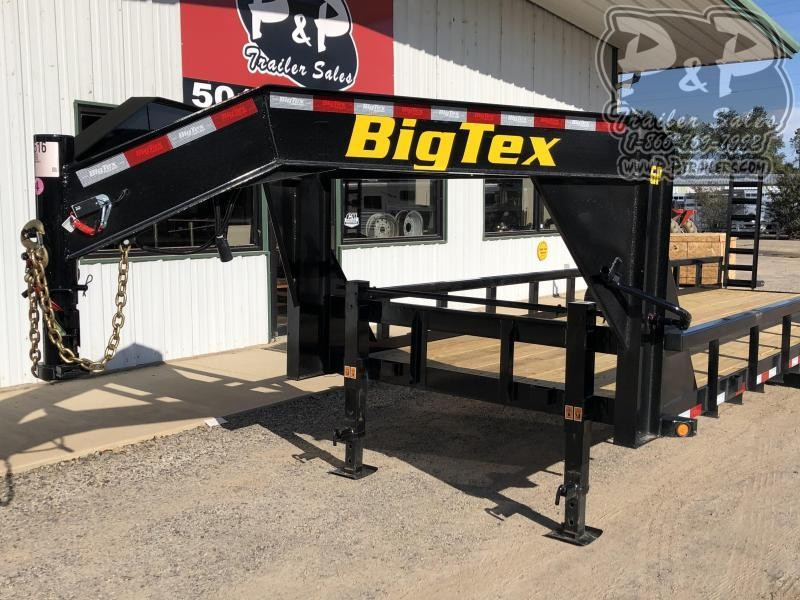 2021 Big Tex Trailers 14GP-24 Equipment Trailer