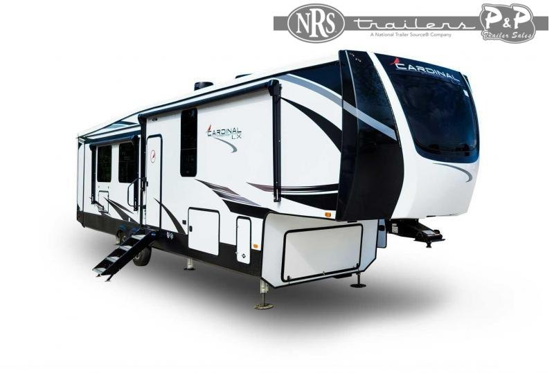 2022 Forest River Cardinal Luxury 390FBX 43 ' Fifth Wheel Campers RV