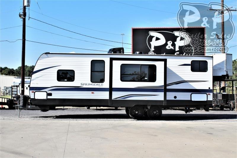 2021 Keystone RV Springdale 275BH 31 ' Travel Trailer RV
