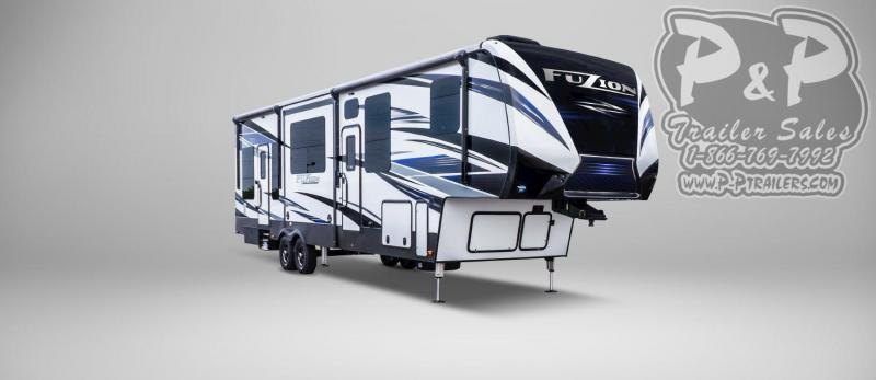 2020 Keystone Fuzion 419 TOY HAULER 44 ft Toy Hauler RV