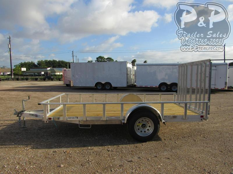 2020 Carry-On 6x12AGW 12 ft Utility Trailer