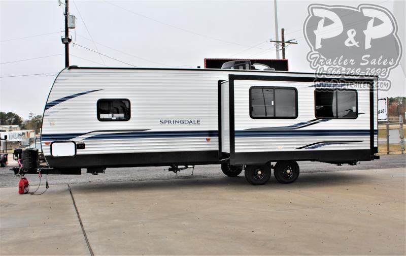 2021 Keystone RV Springdale 293RK 30 ' Travel Trailer RV