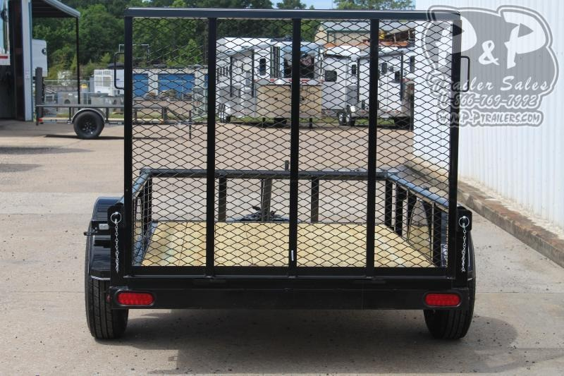 2020 P and P PPSA08X60LDRGPT *** 5' x 8' *** Utility Trailer