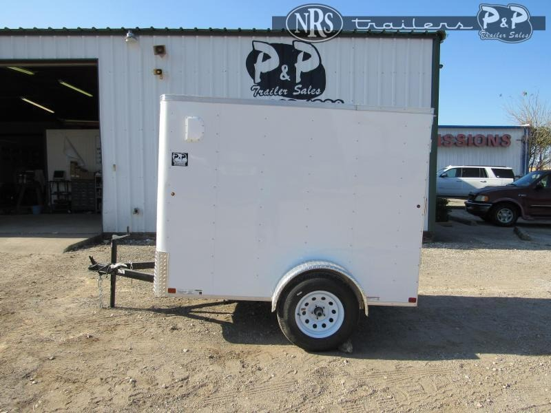 2021 Carry-On 5X8CGRCM 8 ' Enclosed Cargo Trailer