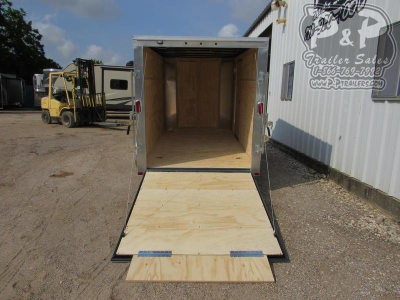 2021 Carry-On 6X12 CGRBN Cargo Enclosed Cargo Trailer