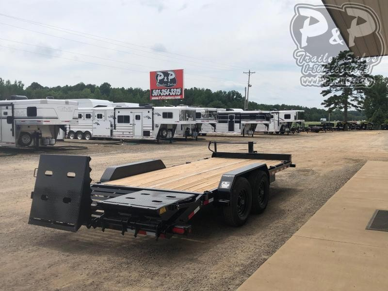 2020 Big Tex Trailers 14ET-18BK-MR