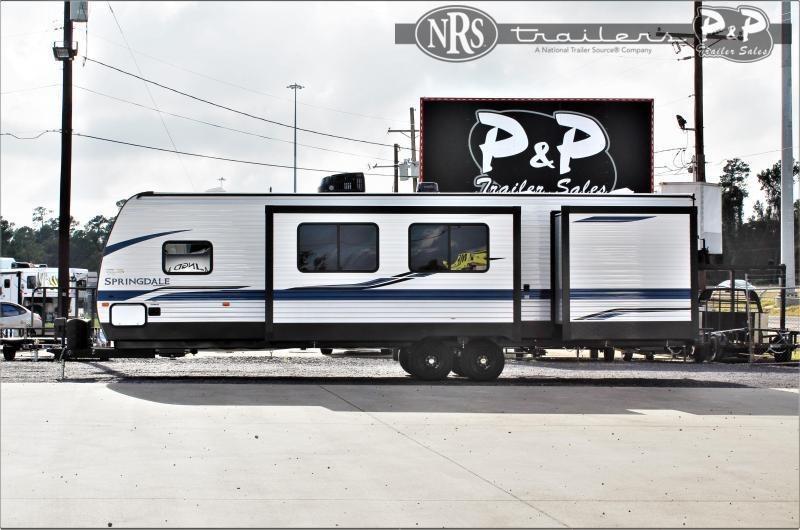 2021 Keystone RV Springdale 301TR 31 ' Travel Trailer RV