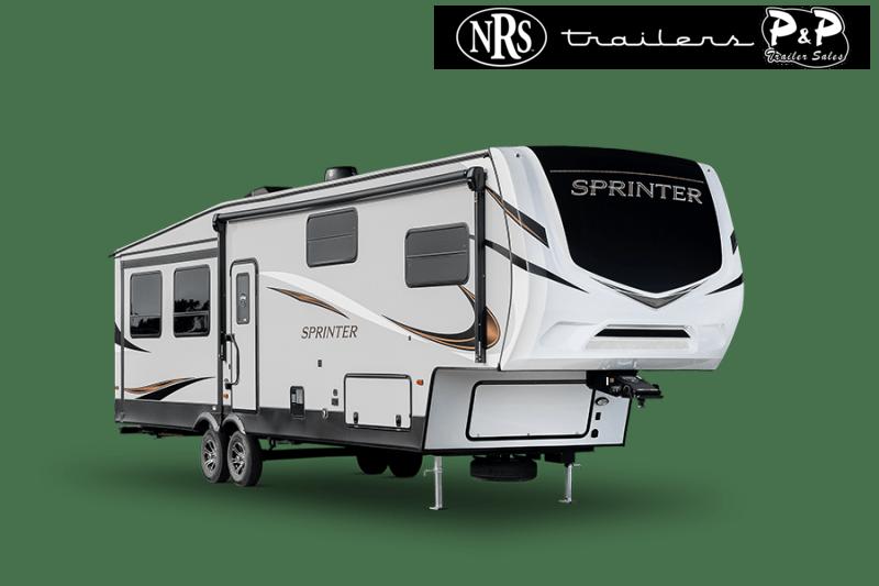2022 Keystone RV Sprinter 32BH Fifth Wheel Campers RV