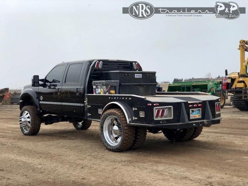 CM ER2 Steel Skirted Hauler Body 94x94x60 Truck Bed