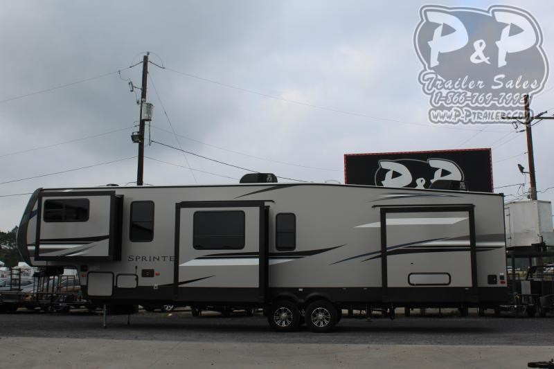 2021 Keystone RV Sprinter 3611FWFKS Fifth Wheel Campers RV