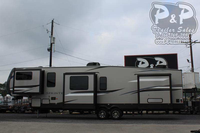 2021 Keystone RV Sprinter 3611FWFKS Fifth Wheel Campers RV