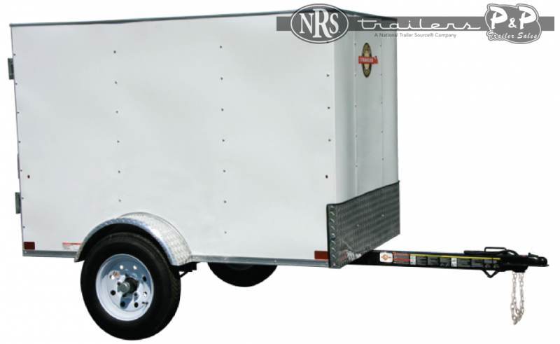 2021 Carry-On 4X6CG 6 ' Enclosed Cargo Trailer