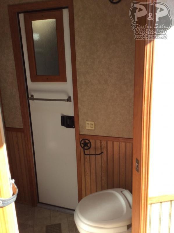 2008 Lakota 7308 3 Horse Slant Load Trailer 0 FT LQ