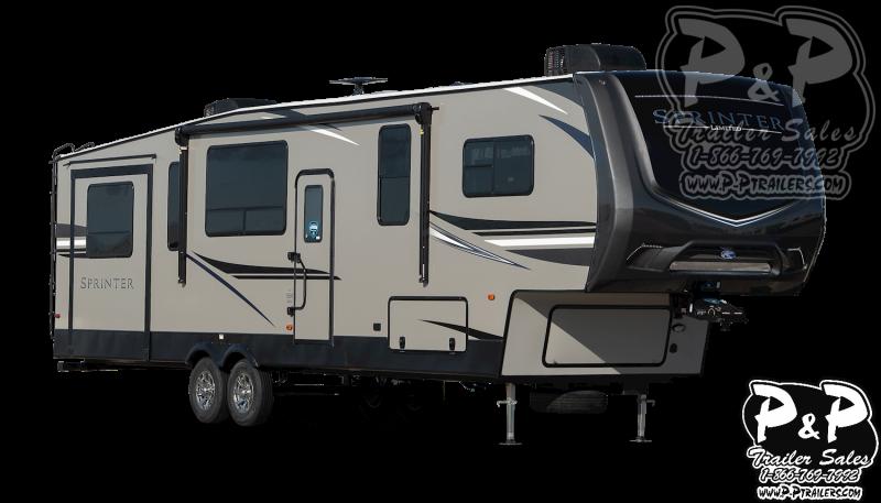 2020 Keystone Sprinter Limited 3571FWLFT 39.50 ft Fifth Wheel Campers RV