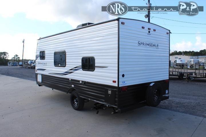 2022 Keystone RV Springdale MINI 1800BH 18 ' Travel Trailer RV